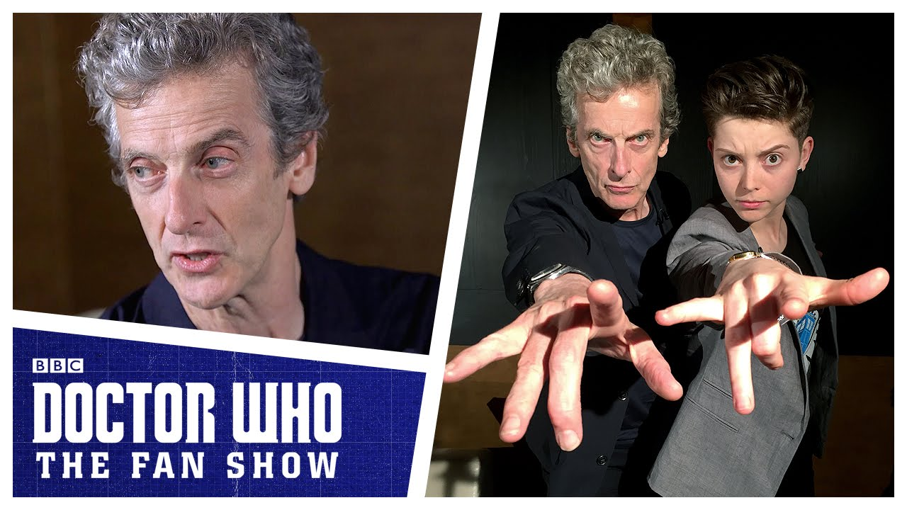 Peter Capaldi Talks to Doctor Who: The Fan Show