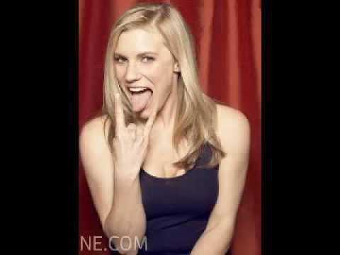 Katee Sackhoff - Katee talks about blowjob and fears she had when she first done it.