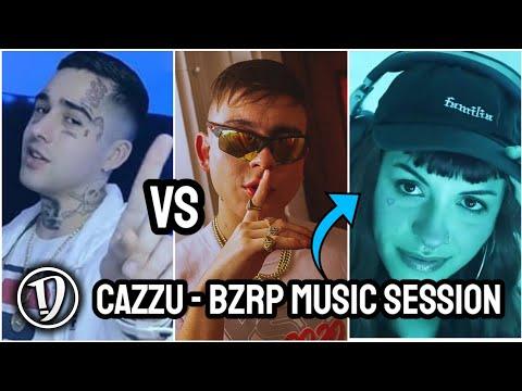 EXPLOTO EL BEEF - Ysy A vs Zaramay | Cazzu - Bzrp Music Sessions #32