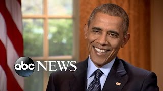 'GMA' Hot List: George Stephanopoulos Interviews President Obama