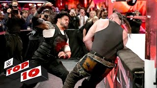 Video Top 10 Raw moments: WWE Top 10, May 8, 2017 MP3, 3GP, MP4, WEBM, AVI, FLV Agustus 2019