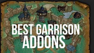 In this video I show you the 2 best (Must Have) in my opinion Garrison Addons for WOW.Download Master Plan Here: http://goo.gl/Lu3HOVDownload Garrison Mission Manager Here: http://goo.gl/7VxuN0Subscribe For More Here: http://goo.gl/vHdqj0Subscribe To My Main Channel Herehttp://goo.gl/HvGI4O----------------------------------------------------------------------------------FOLLOW ME ON TWITCHhttp://www.twitch.tv/technologyguruMY TWITTER: https://twitter.com/#!/TechGuru77MY FACEBOOK: http://www.facebook.com/pages/TechGur...MY GOOGLE+ https://plus.google.com/techguru77MY INSTAGRAM:http://instagram.com/dmporter17WEBSITES: http://www.premiumtechtips.comhttp://www.youtubecreatorshub.comLISTEN TO OUR PODCAST: http://goo.gl/6dnF54