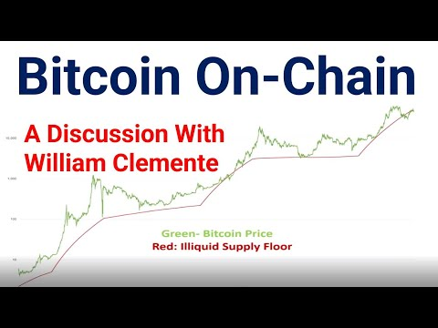 Bitcoin On-Chain (A Discussion With William Clemente)