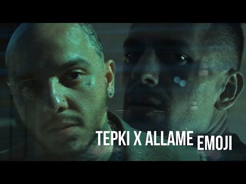 "Tepki X Allame - ""EMOJI"" (prod. by Glam) [Official Music Video]"
