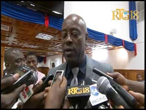 Parlement haïtien / Jeudi 19 janvier 2017