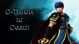 Marth D-throw Kill Confirms – Patch 1.1.4