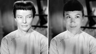 1 Blogger Is Correcting Yellowface by Transforming Into Whitewashed Asian Movie Characters by POPSUGAR Girls' Guide