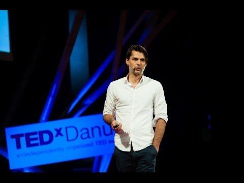 Változást építeni: Pozsár Péter at TEDxDanubia 2014