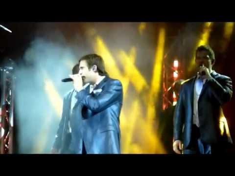 Straight No Chaser -- Moves like Jagger/LMAFO mashup -Newark, NJ NJPac April 28, 2012