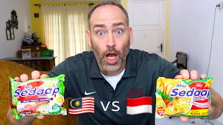 Video MALAYSIA vs INDONESIA  Mie Sedaap Rasa Soto Dibandingkan MP3, 3GP, MP4, WEBM, AVI, FLV Desember 2018