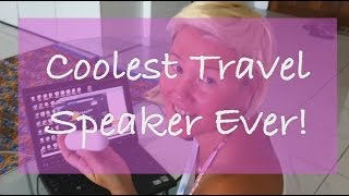 Bangkok Technology Cool Travel Speakers