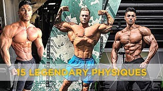 Video 15 MOST LEGENDARY Physiques Of The Year 2017 MP3, 3GP, MP4, WEBM, AVI, FLV Desember 2017