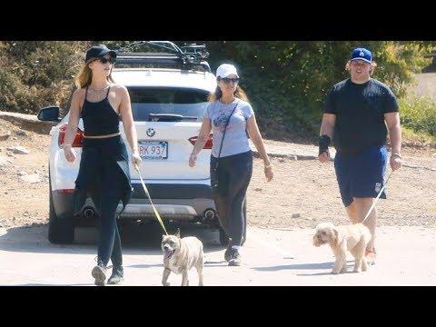 EXCLUSIVE - Katherine Schwarzenegger Takes Vow Of Abstinence With Boyfriend Chris Pratt