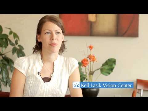 Dr. Alison Fabian - Keil Lasik Patient Testimonial: