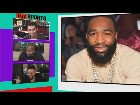 Will Adrien Broner's Beef With Tekashi69  Get In The Way Of His Fight? | TMZ Sports