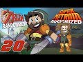 Super Metroid and A Link to the Past Randomized | Let's Play Ep. 20 | Super Beard Bros.