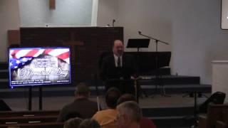 Sermon - June 6, 2016