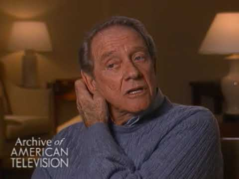 "Richard Crenna On Directing ""The Andy Griffith Show"" - TelevisionAcademy.com/Interviews"