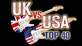 The UK and the USA have always dominated the pop charts since the beginning of recorded music history. The Barnyard Theatre now stages the ultimate ...