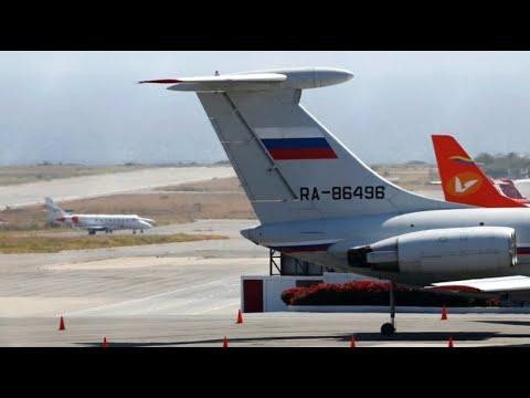 USA: Pompeo will Russen in Venezuela »nicht untätig z ...