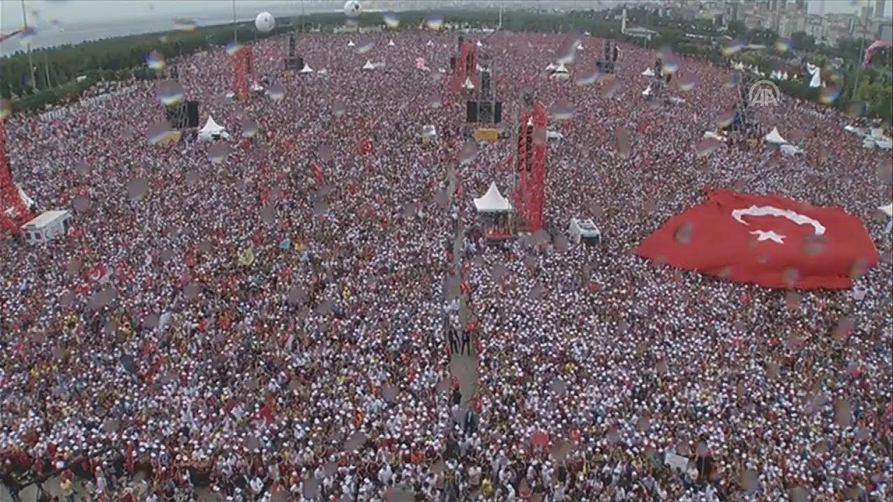 Ολοκληρώθηκε η προεκλογική εκστρατεία  στην Κωνσταντινούπολη