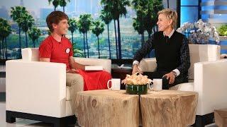 #AlexFromTarget Meets #EllenFromEllen