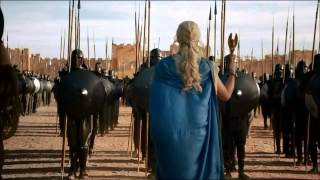 HBO's Game of Throne Season 3 Episode 4 Epic Scene of Daenerys Targaryen Rise to Power (Part 1) New Epic Season 6 Video ...