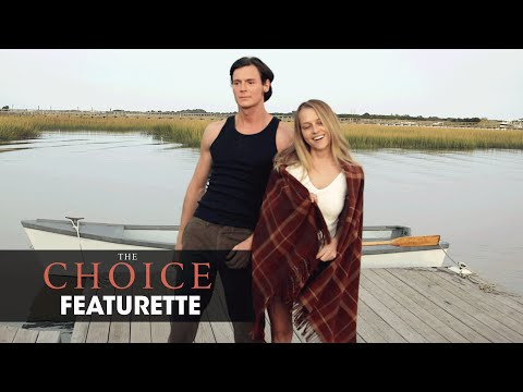 The Choice (Featurette 'Moments from Set')