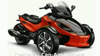 8. techracers - 2014 Can-Am Spyder RS-S - Review & Info