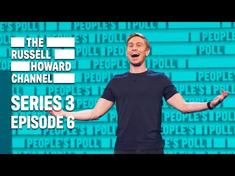 The Russell Howard Hour Election Special - Series 3 Episode 6 | Full Episode