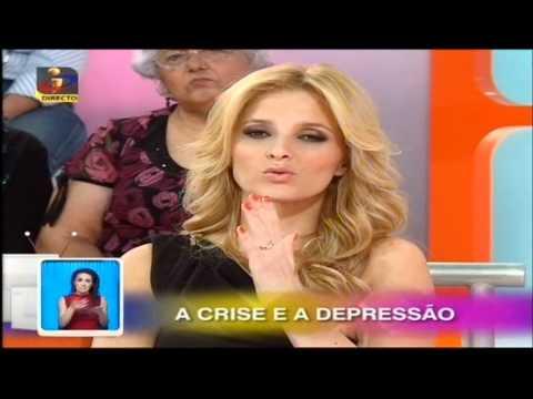 Depressão: A crise e a depressão