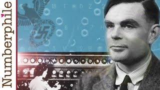 Video Flaw in the Enigma Code - Numberphile MP3, 3GP, MP4, WEBM, AVI, FLV Juni 2018