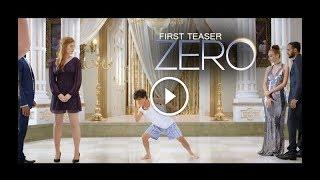 Zero First Teaser Trailer Review  Shahrukh Khan As Dwarf  First Look