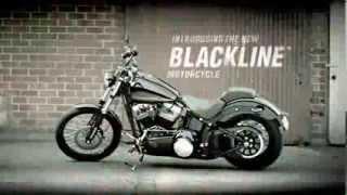 9. Harley - Davidson : Softail Blackline 2011 Official Video