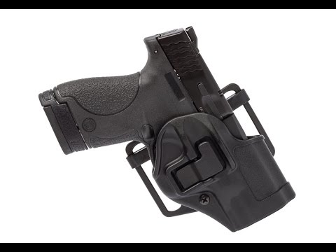 Blackhawk Serpa CQC Holster Review