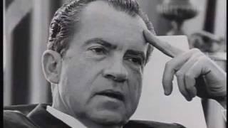 "Richard Nixon - ""the Silent Majority"""