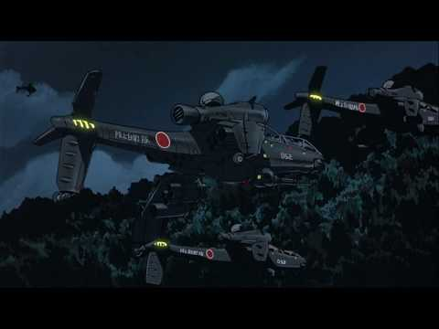 Patlabor: The Movie - HD Opening