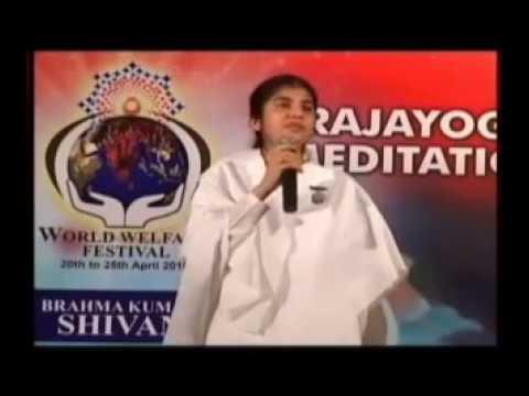 BK Shivani - Karmic Account - Personality Development