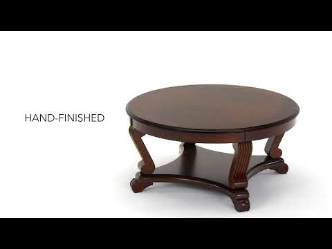 Brookfield T496-8 Round Cocktail Table