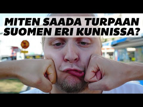 Miten saada turpaan Suomen eri kunnissa? – Korroosio Comedy