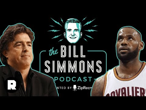 LeBron's Pyramid Rise, Toronto's Future, and Round 3 Thoughts, Plus Celtics Co-owner Wyc Grousbeck