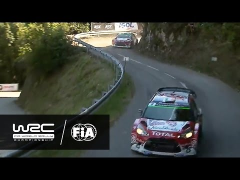 WRC - Che Guevara Energy Drink Tour de Corse 2016: HIGHLIGHTS Stages 3-4