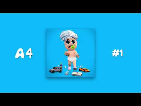 А4 - #1 (Official Audio)