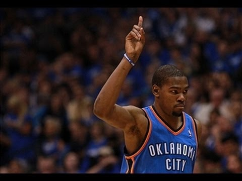 KD's top 10 of 2011-12