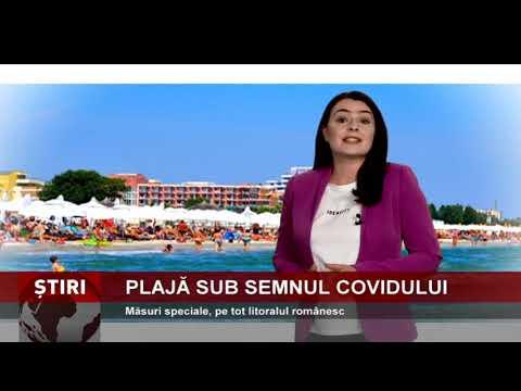 Măsuri speciale pentru plajă, după 1 iunie