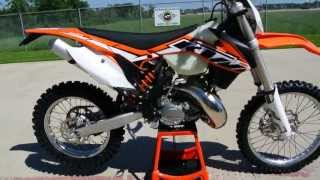 6. For Sale! $7,599 2014 KTM 200 XC-W Electric Start 2 Stroke Off Road Motorcycle Review and Overview