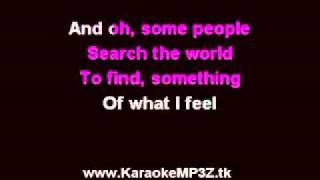 No One - Alicia Keys - Karaoke