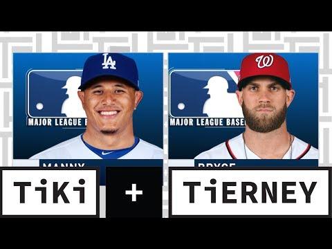 Video: Is Harper or Machado Worth $300 Million? | Tiki + Tierney