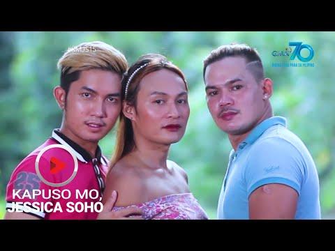 Kapuso Mo, Jessica Soho: Transgender woman, pinag-aagawan!