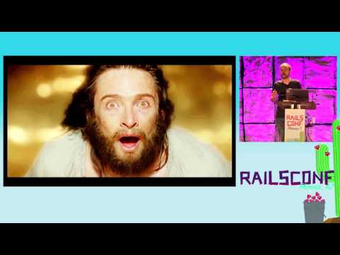 RailsConf 2017: Keynote by Justin Searls
